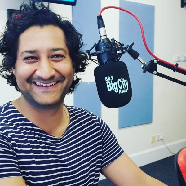 Bhulla joins the V&N Show on Big city Radio to talk about film-making, sign language and perspective.