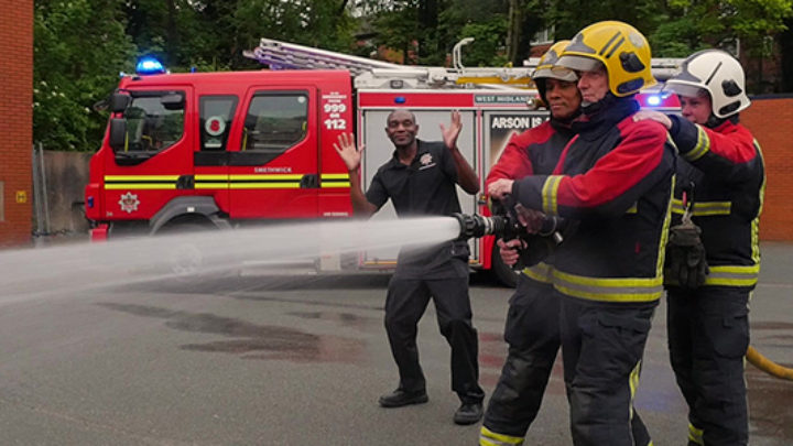 BSL Firefighters