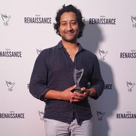 A Scribbled Memory wins Best Short, Short at the new Renaissance Film Festival.